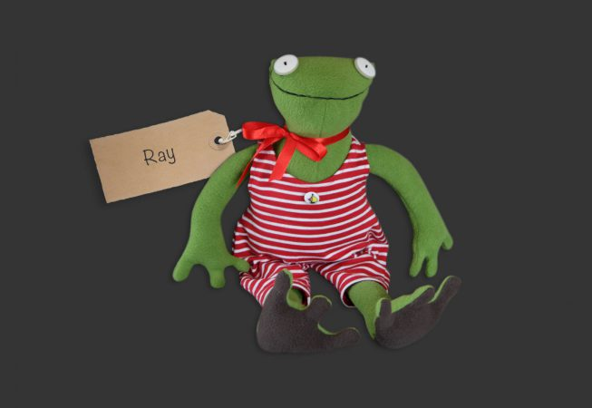 Frosch Ray