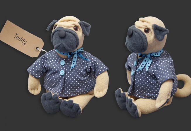 Mops Teddy