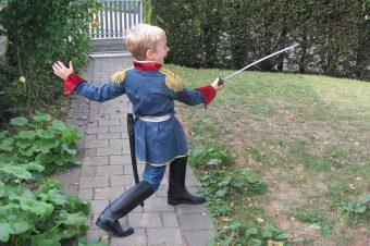 König Ludwig Kostüm