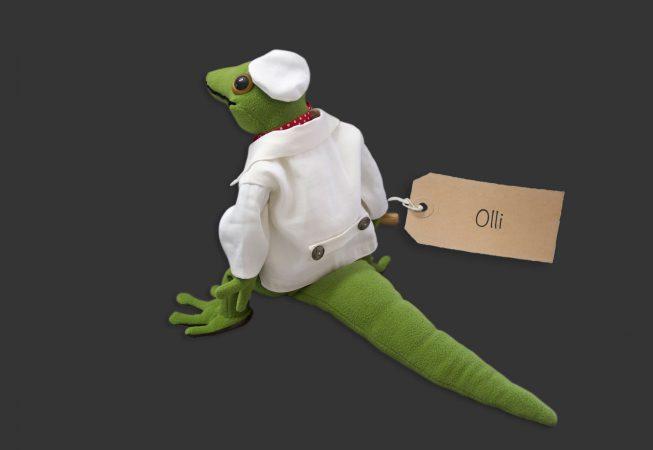 Gecko Olli