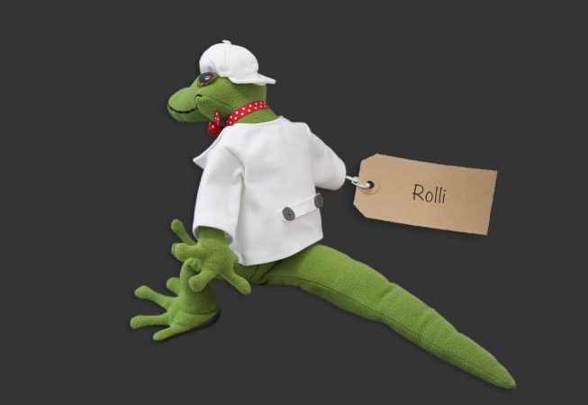 Gecko Rolli