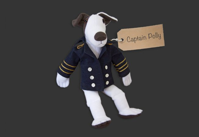 Captain Polly (frontal)
