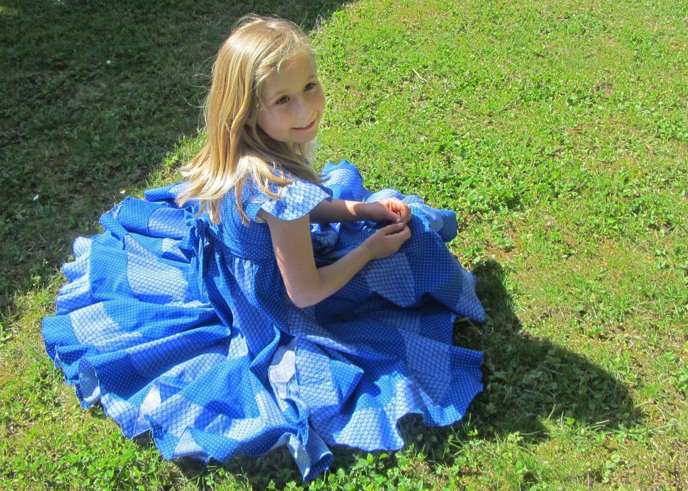 Traumkleider für kleine Prinzessinen