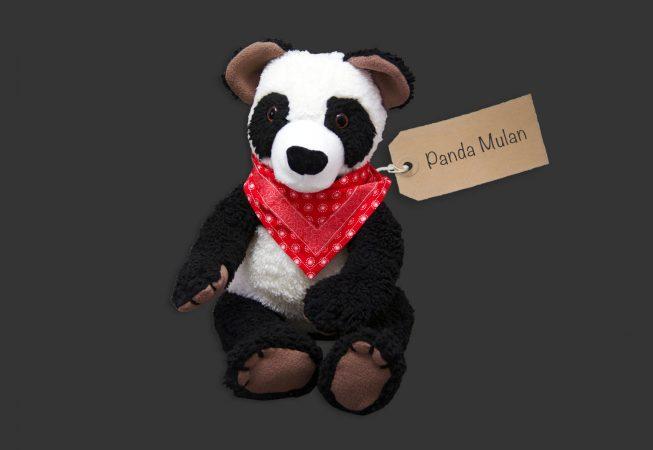Panda Mulan