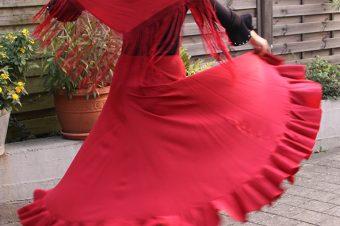 Flamenco-Röcke