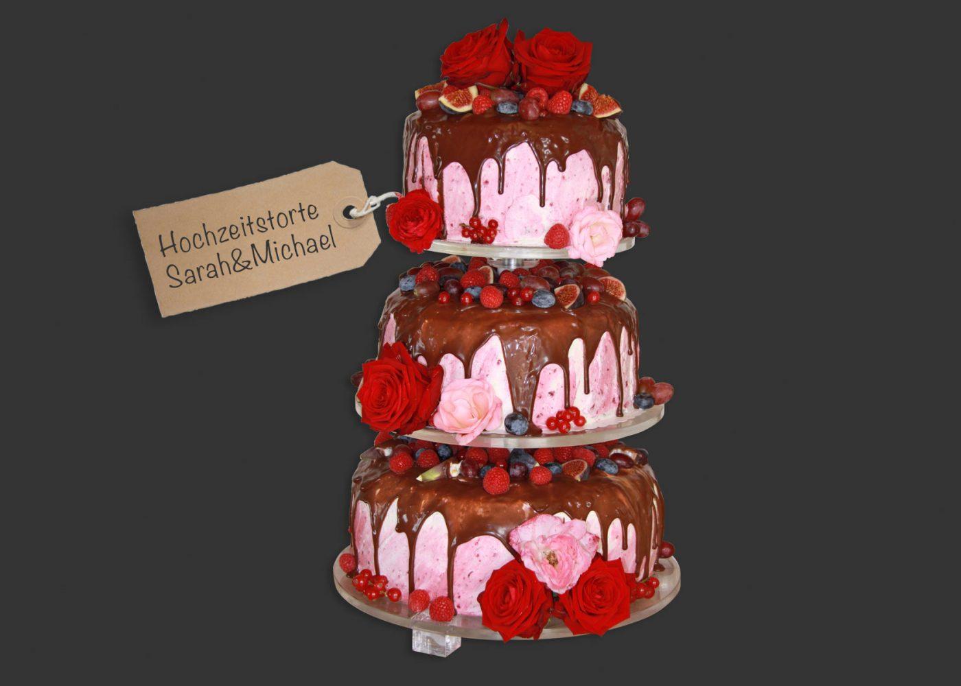 Ein Stück Torte sagt mehr als tausend Worte