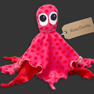 Schnuffeltuch Oktopus