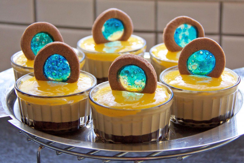 Fensterkekse-Dessert